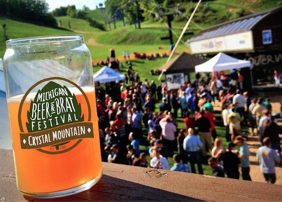 Crystal Mountain - Michigan Beer & Brat Festival