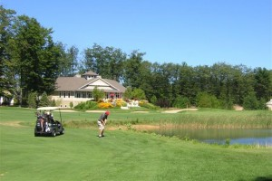 Manitou Passage Golf Club